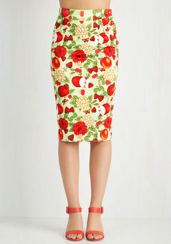 Apple of My Style Skirt