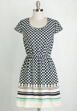 Tile Be True Dress
