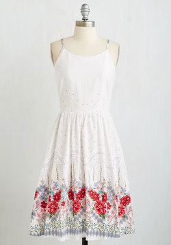 On Your Bouquet List Dress