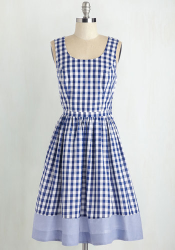 As Potluck Would Have It Dress $89.99 AT vintagedancer.com