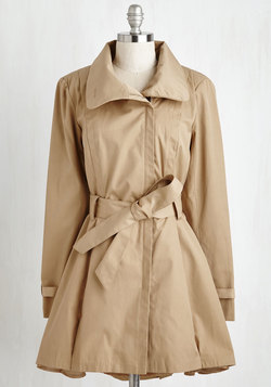 Class a Wrap! Coat in Camel