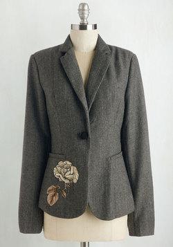 Follow Your Tweed Jacket