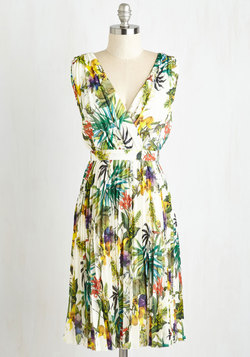 Flora Once in My Life Dress