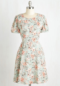The More the Prairie-r Dress