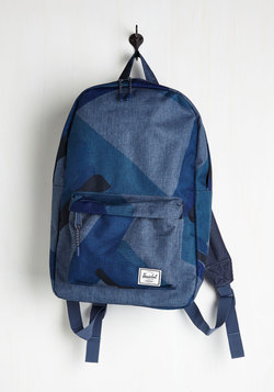 Pack on Track Backpack in Colorblock