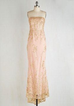 Bellini of the Ball Dress