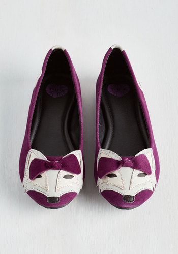 Clever so Sweet Flat in Grape