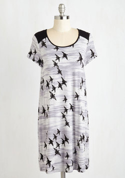 Swift as a Flock Dress