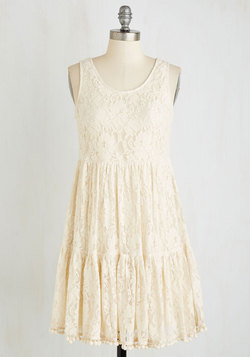 Pom-Pom Springs Dress