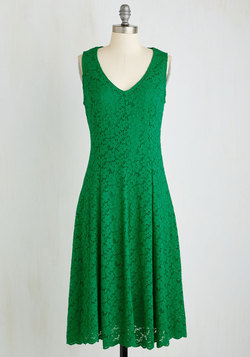 All in Due Thyme Dress