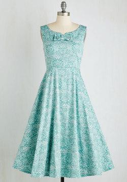Casablanca Cabaret Dress