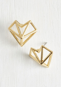 Geo Gusto Earrings