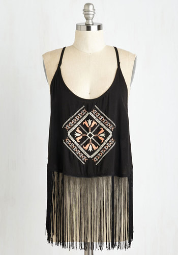 Fringe Theory Fashionista Top