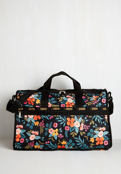 Flower Patch Things Up Weekend Bag