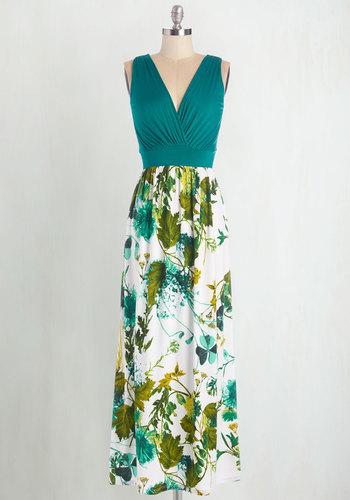 Fab Foliage Dress