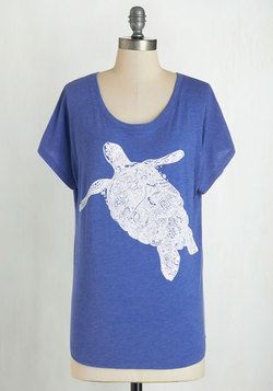 Turtle Eclipse of the Heart Tee