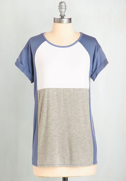 Colorblock the Line Top
