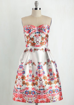Mirror to My Heart Dress