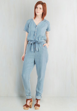 Artful Outing Jumpsuit