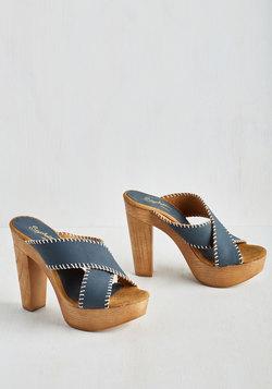 Regency Heel