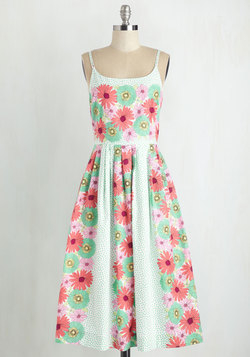 High Socie-tea Dress in Flower Box