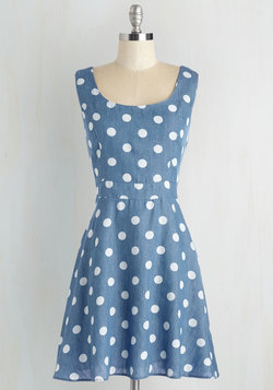 Call the Dots Dress