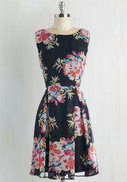 Floral Phenomenon Dress