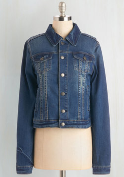 Do the Denim Thing Jacket
