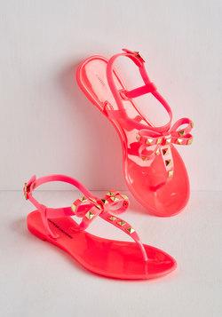 Stud-denly I See Sandal