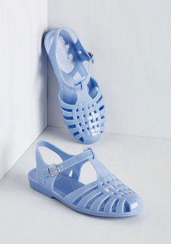 Jelly or Not Sandal