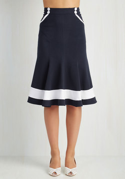 Pacific Trim Skirt