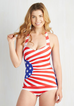 Try a New Spangle One Piece