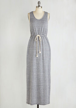 Figure of Beach Dress