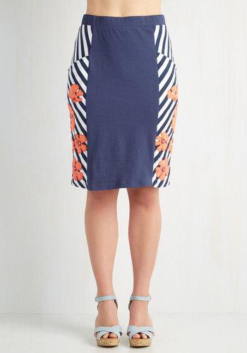 Oh Poppy Day Skirt