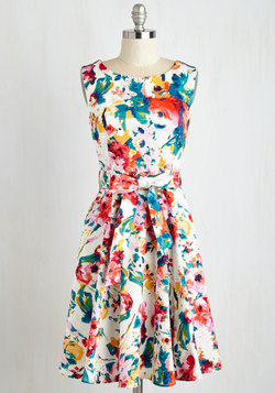 Hour by Flower Dress
