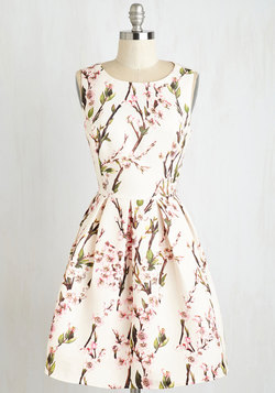 Blossoming with Beauty Dress