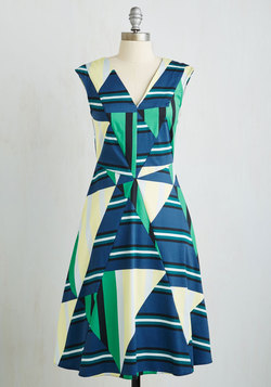 Addition and Abstraction Dress