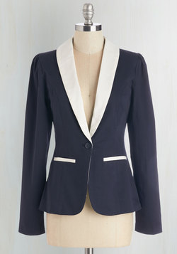 Myrtlewood Come What Résumé Blazer