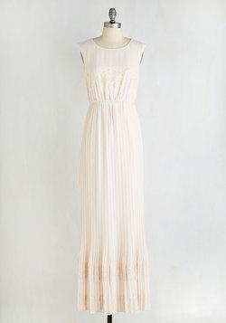 Evening Afterglow Dress