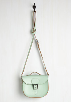 Have Style, Will Travel Bag in Mint