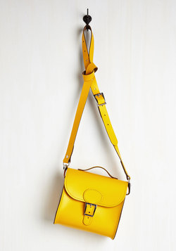 Styled for Miles Bag in Sunflower