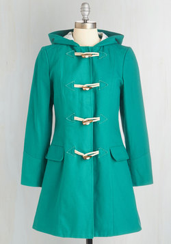 A Win-Wind Situation Coat