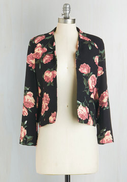 Tick Tick Bloom Blazer