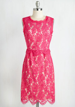 Cocktail Hour Chic Dress