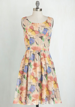 Yea or Nature Dress