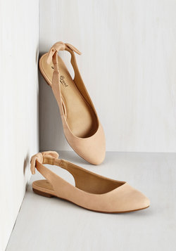 Lucky Brand Your Most Favorite Flat in Blush