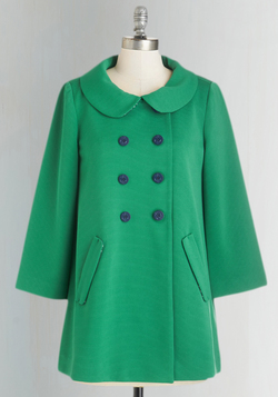 Frolic with Me Coat