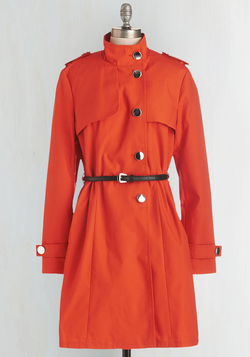 If It Makes You Poppy Coat
