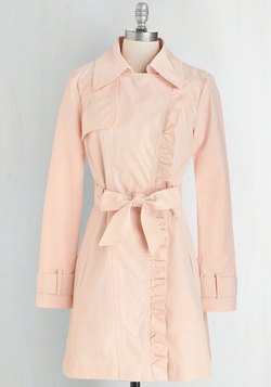 Metropolitan Miss Coat in Blush