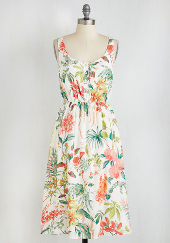 Carefree Latitude Dress